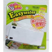 DAISO JAPAN - Easy Sealer / Sealer Plastik Mini Warna Putih