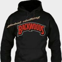 Hoodie Swester Baju Hangat BACKWOODS High Quality