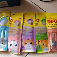 makanan kucing-snack-cemilan meo creamy