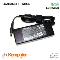 Original Adaptor Charger Laptop TOSHIBA - 19V 2.37A