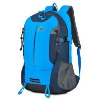 Tas Ransel Gunung Hiking Waterproof - Biru