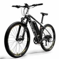 Lankeleisi Sepeda Elektrik Smart Road Bicycle Moped 48V 16AH - S690
