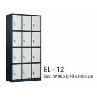 Locker Besi Emporium EL 12