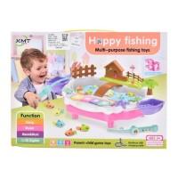 Mainan Anak Happy Fishing Game Toys 9938 - Game Memancing