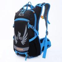 Tas Ransel Gunung Hiking Waterproof 18L - Biru