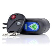 Alarm Sepeda dengan Remote Control - Hitam