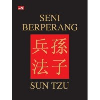 Buku Seni Berperang (Art Of War), Sun Tzu (Hard Cover)