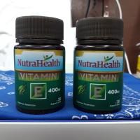 Vitamin E 400iu isi 30 kapsul lunak