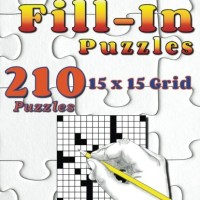 Jual Word Fill In Puzzles Fill In Puzzle Book 210 Puzzles Vol 10 Jakarta Selatan Maha Rizki Tokopedia