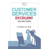 Buku Customer Services Excellent – Kasmir