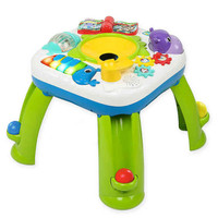 Brightstarts Hab Get Rollin Activity Table