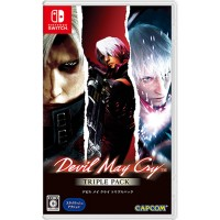 Nintendo Switch Devil May Cry Triple Pack