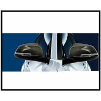 Original BMW F87 M2 M Performance Mirror Carbon Cover Spion SET