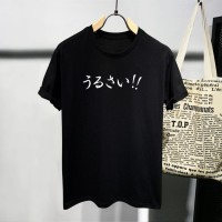 T-Shirt Japan Polos / Baju Kaos Distro Pria & Wanita / Cotton 30s