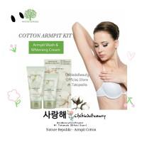Nature Republic - Armpit Cotton Kit Original