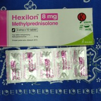 Hexilon 8 mg