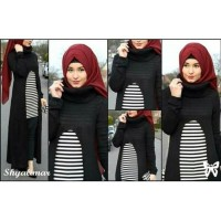 HIJAB SET 4IN1 SHYALIMAR SALUR