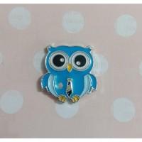 Magnet Jarum - Owl Blue