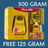 Madu Alshifa paket promo 500gr free 125gr madu alshifa MURAH