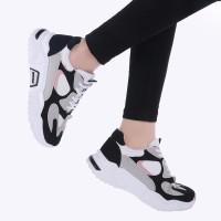 PVN Sepatu Sneakers Pink Wanita 135