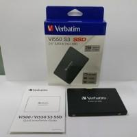 SSD 256GB VERBATIM / SSD 256GB SATA VERBATIM
