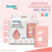 Kandila Baby Breast Milk Storage KDL005-2 / Kantung Asi