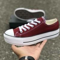 Sepatu sneakers Converse classic low premium BNIB made in vietnam