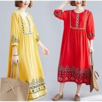 Damai fashion jakarta - baju DRESS muslim gamis wanita SOFIA