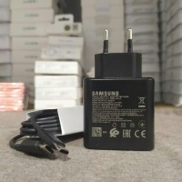 CHARGER SAMSUNG GALAXY S20 / S20+ || SUPER FAST CHARGING 45W ORIGINAL