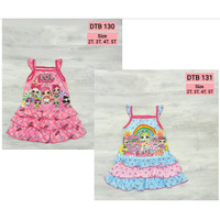 Dress baby tengtop DTB130 & 131 daster bayi