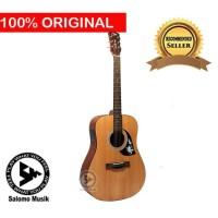Gitar Akustik Elektrik Cetta CJD50 E JRX Series + Preamp Fishman