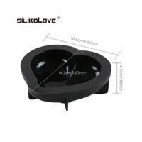 Jual Cetakan Silikolove Heart Shaped Silicone Cake Mold