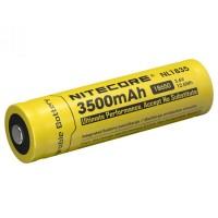 NITECORE Baterai Li-ion 18650 3500mAh 3.6V - NL1835