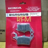 Kampas Rem Dispad Depan Honda Beat Scoopy Spacy Vario KVB HGP