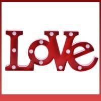Jual Fs Bestromantic Wall Lamps 3d Love Letter Led Night Light Jakarta Pusat Fujika Shop Tokopedia