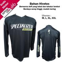 Jersey Sepeda Baju Kaos Bahan Premium MTB XC DH Downhill Specialized