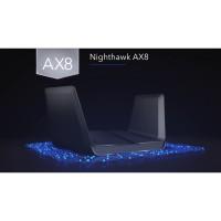 NETGEAR Nighthawk AX8 8-Stream WiFi 6 Router RAX80 AX6000 8 Stream