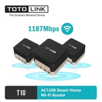 TOTOLINK T10 - AC1200 Smart Home Wi-Fi Router