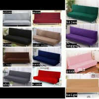 cover sofa bed / sarung sofa bed size M