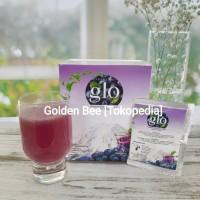 Shigeru Glo Minuman Serbuk Blueberry dengan Kolagen/ Minuman Kolagen