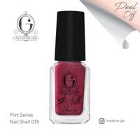 Madame Gie Nail Shell Peel Off Flirt Series (Satuan) - NS18 thumbnail
