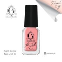 Madame Gie Nail Peel Off Shell Calm Series (Satuan) - NS09 thumbnail