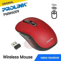 Mouse Wireless Prolink PMW6009