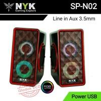 Speaker Computer NYK Nemesis SP-N02 RGB
