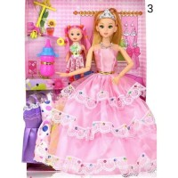 Jual Set Boneka Barbie Mainan Anak Kado Ultah Rumah Barbie Masak Jakarta Barat Exual Bag Tokopedia