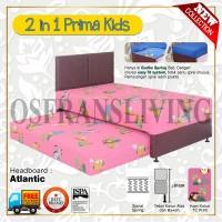 Guhdo Springbed Anak 2 In 1 Prima Kids Fullset Atlantic / Ideal