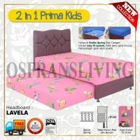 Guhdo Springbed Anak 2 In 1 Prima Kids Fullset Lavella
