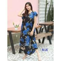 Dress Bali Panjang Bunga Kinanti