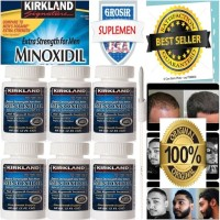 30BOTOL GROSIR MINOXIDIL 5% PENYUBUR RAMBUT JENGGOT100%ORI RESELLER US