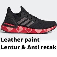 Cat sepatu midsole boost adidas VELLE no angelus acrylic leather paint